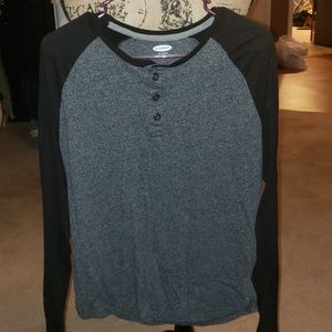 Old Navy Soft Washed Long Sleeve T-Shirt